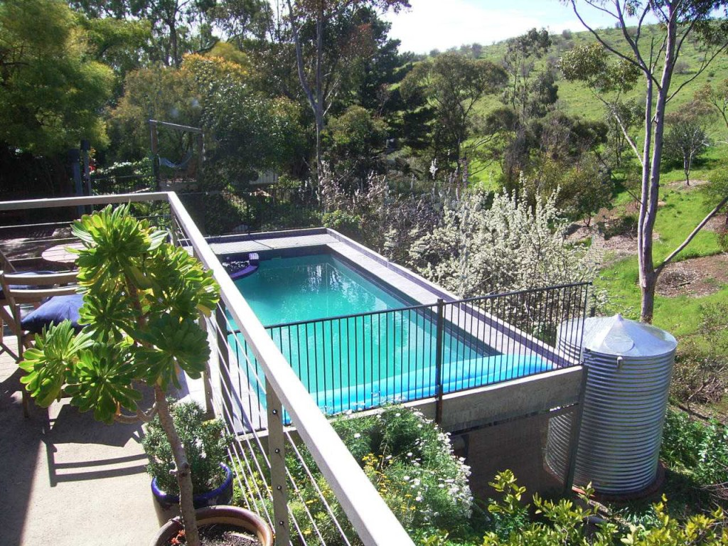 photo of Adelaide Architects pool